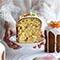 Творожный кулич и 2 рецепта пасхи – с шоколадом и сгущенкой