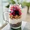 Как использовать ягоды для завтрака или десерта?