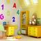 Освещение в детской комнате. Детская комната