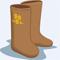 Не только валенки. Детская  обувь  |  Кожа  и мех
