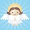 Новогодний ангел. Новогодние поделки