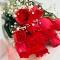 Цветы  для любимого учителя.  Подарки  на День учителя...