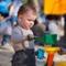 Песочница — школа общения для ребенка