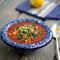 Весенние супы: с тыквой, цветной капустой и постный - с чечевицей.
