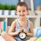 Как научить ребенка определять время? Игры с часами