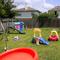 Детская площадка на даче - своими руками. Размеры и оборудование