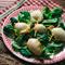 3 рыбных рецепта: кальмары, треска со шпинатом и рыба по-каджунски
