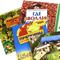 Необычные  книги  для малышей: книжки-картинки и книжки-прятки.
