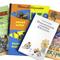 Детские энциклопедии для юного техника: машины, поезда, моторы.