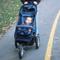 Выбираем коляску для новорожденного : шасси, колеса, тормоз...