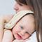 Как подружить малыша с водичкой.  Купание  ребенка