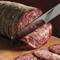 Домашняя колбаса : рецепт. Свинина, соль, перец, оболочка...