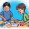 Простые опыты с  водой . Домашние опыты для детей.