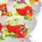 Салат  из помидоров , 2 простых рецепта: сытный и оригинальный.