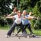 Скандинавская ходьба: 7 причин для ходьбы с палками