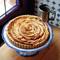 Яблочный  пирог : простой и  красивый . Рецепт с фото.