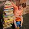 Первые книги для дошкольника: читаем по слогам. Мои находки