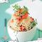 Кексы за 5 минут –  в микроволновке : бекон, лосось, грибы.