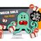 Детская  распродажа  в интернет-магазинах: купить все за 3 дня