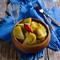 Рецепт из зеленых помидоров и огурцы в банках без уксуса