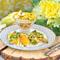 Как приготовить заправку для салата: 2 рецепта с мятой и имбирем