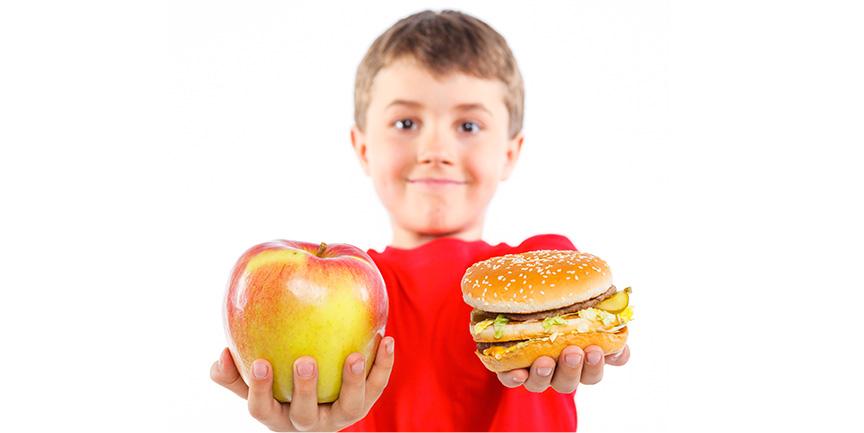 Уберите из рациона ребенка продукты с пустыми калориями