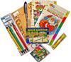 Комплект книг и наборов для рисования