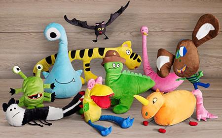 ИКЕА для детских игр и добрых дел