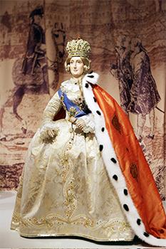 Выставка Русские монархи. Династия Романовых