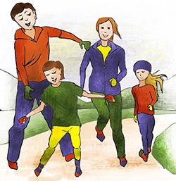 Родительский марафон