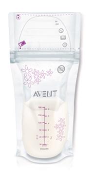 На рынке появилась новинка от Philips AVENT –  одноразовые пакеты для хранения грудного молока