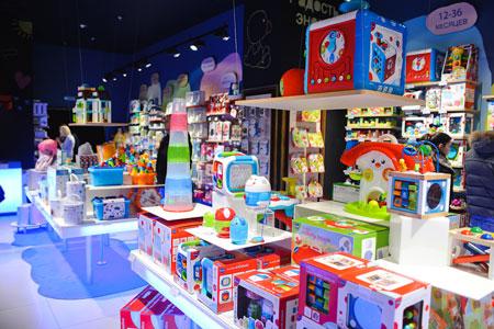 Сеть развивающих игр и игрушек Imaginarium празднует 20-летний юбилей