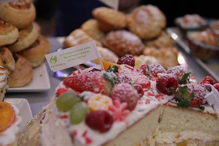 Благотворительный кулинарный фестиваль Плюшки-ватрушки