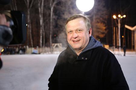 В парке ''Сокольники'' открылся новый большой каток ''Лёд''