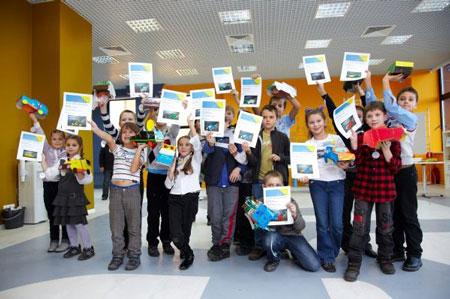 BMW Group Россия представляет новый проект по дорожной безопасности Junior Campus
