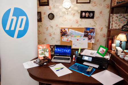 Компания Hewlett-Packard представила новую линейку принтеров для учебы и развлечений