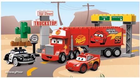 LEGO® DUPLO® представляет лучшие наборы для мальчиков и для девочек