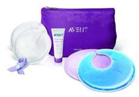 Philips AVENT представляет линию аксессуаров для кормящих матерей