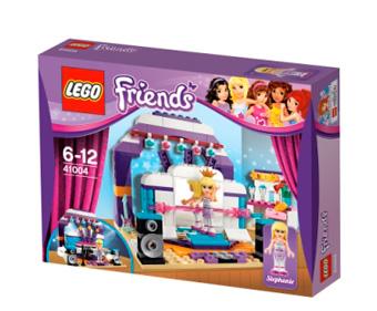 Новые наборы LEGO® DUPLO® и LEGO® Friends для девочек