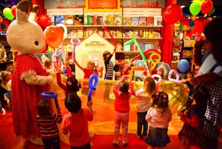 В Москве откроется самый большой магазин игрушек в мире