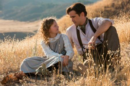 Выходит фильм ''Спасти мистера Бэнкса'' - о создательнице ''Мэри Поппинс'' и Уолте Диснее