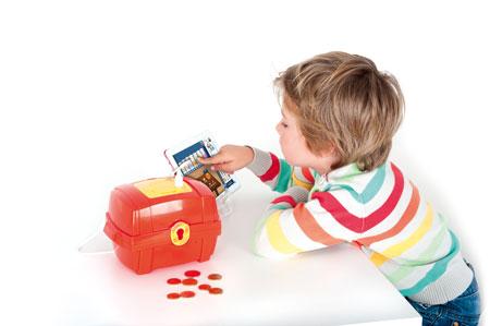 В сети магазинов Imaginarium появились специальные планшеты для малышей Paquito Mini и i-wow