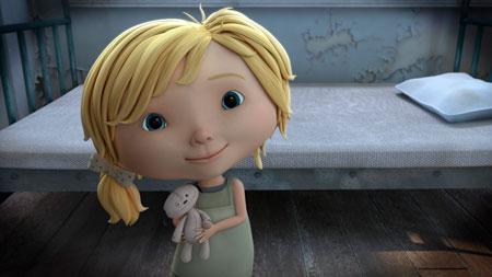 Фонд «Детям с любовью» представляет мультфильм про сироту Аню, озвученный Чулпан Хаматовой