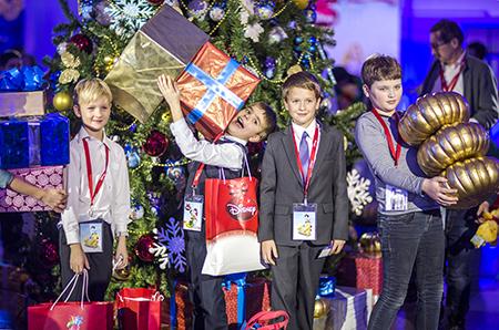 Московский благотворительный вечер Disney