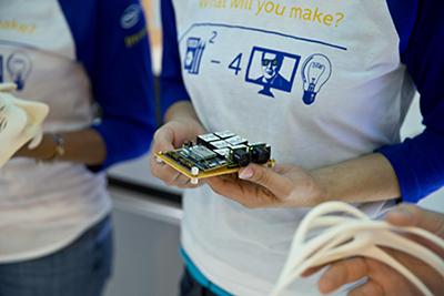 Интернет вещей на платформе Intel Galileo