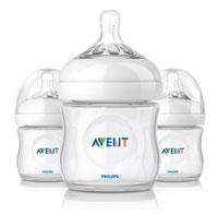 Philips AVENT представляет совершенно новую бутылочку серии Natural