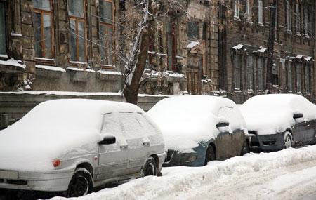 С 1 по 8 января платные парковки в столице будут бесплатными