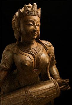 Выставка Загадочная Индия