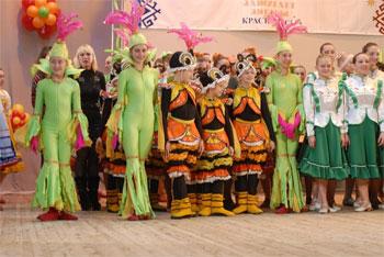 В Тюмени состоится конкурс-фестиваль Сибирь зажигает звезды