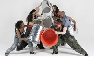 В Москве с 6 по 17 марта проходят гастроли шоу STOMP